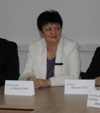 prof. univ. dr. Lia Pop