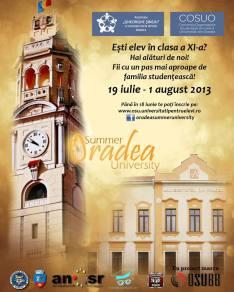 Oradea Summer University
