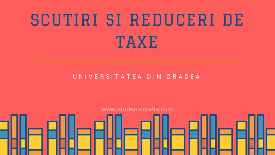Scutiri de taxe