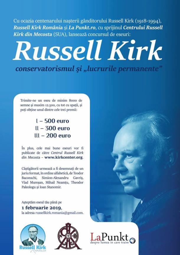 Russel Kirk_eseuri
