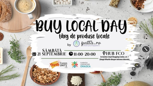 buy local day