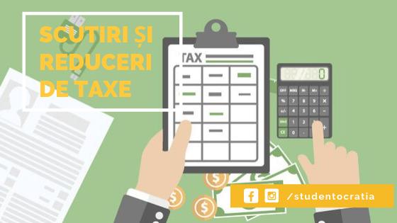 reduceri de taxe