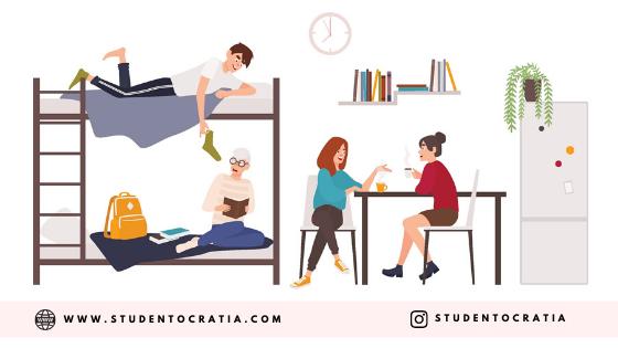 viața de student în cămin (1)